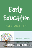 Education & Child Care
